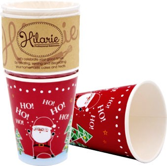 Paper Cup (Christmas)