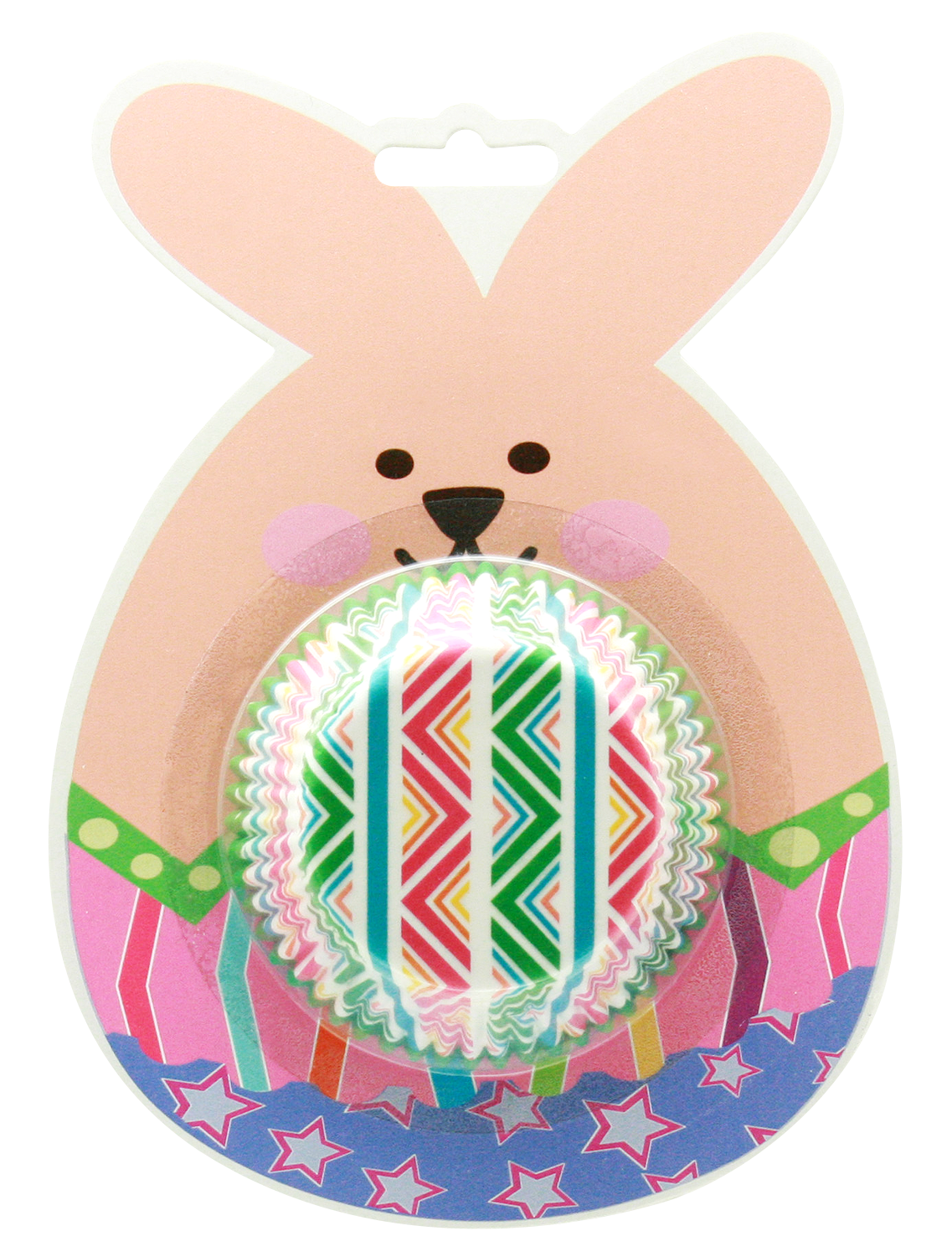 Standard Cupcake Case Easter Rabbit