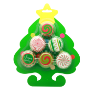 Mini Cupcake Cases Christmas Tree