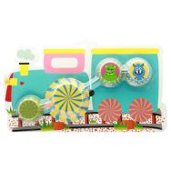 Mini & Standard Cupcake Case Monster Train