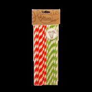 Paper Straw 24pcs