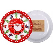 Paper Plate (Christmas)