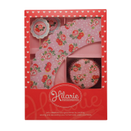 Shabby Chic Pink 3-in-1 Cupcake Combo