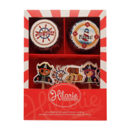 Pirate Party 2-in-1 Cupcake Combo