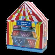 Cupcake Combo House Shape