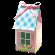 Cake Box 1 Cav. House Shape