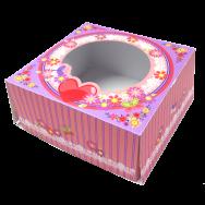Cake Box 4 Cav.
